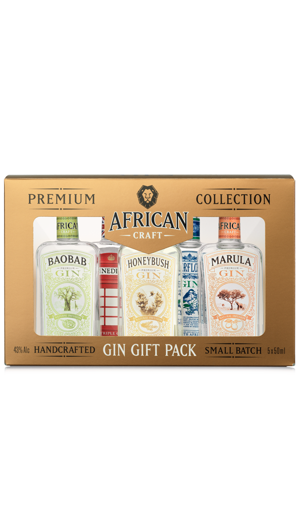 African Craft Giftpack
