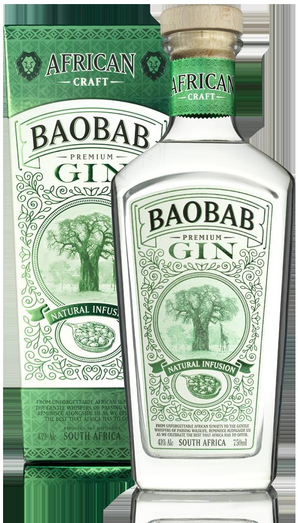 Baobab Gin