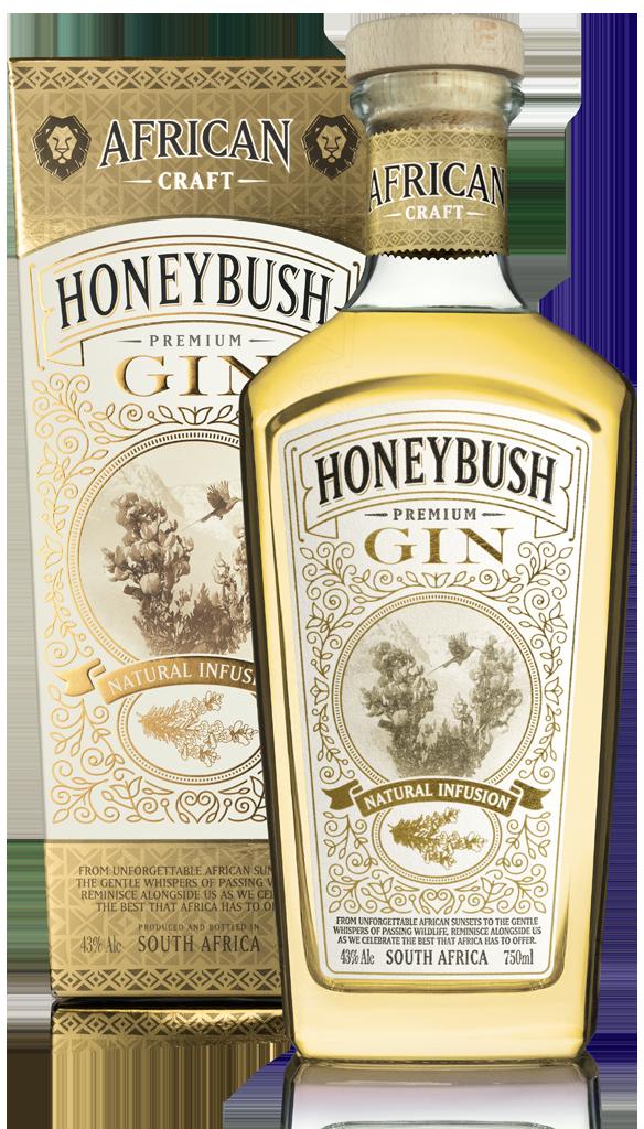 Honeybush Gin
